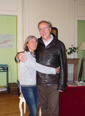 Lisa et Simon Fletcher