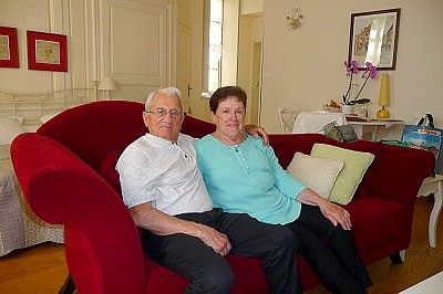 Connie and Marcel Lussier (Dayville, CT, USA)